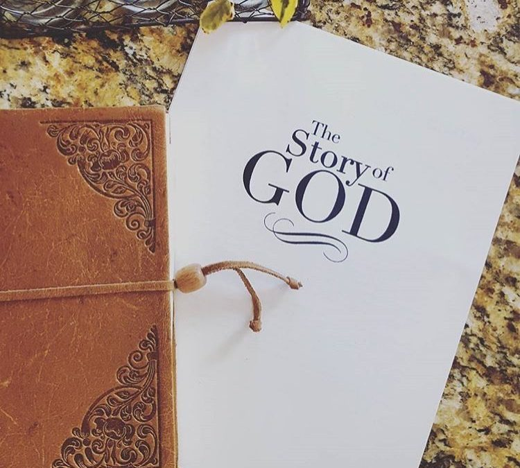 Being Formed by the Story of God